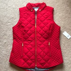 Crown and Ivy vest